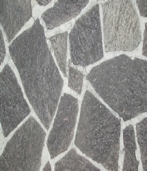 garden landscaping image of natural stone