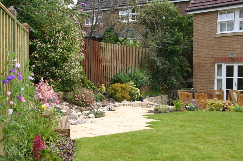 Planting and landscape works