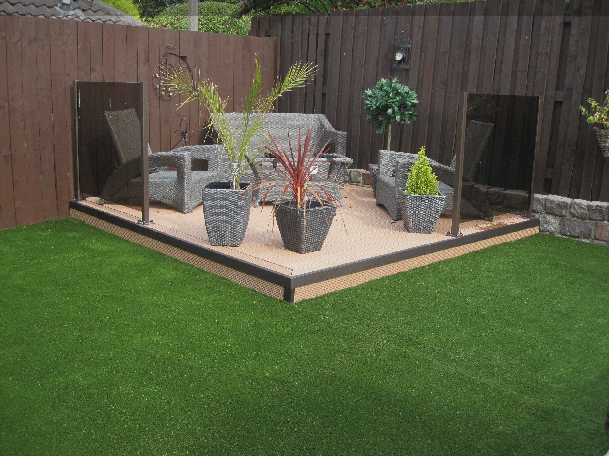 Garden Landscaping Edinburgh  Landscape Services for Gardens